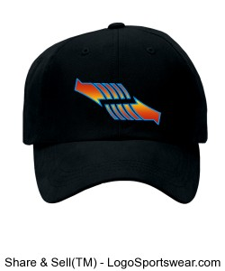 Kid's Sized - One Size Fits All Arrow Hat Design Zoom